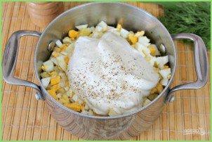 Холодный суп из шпината - фото шаг 7