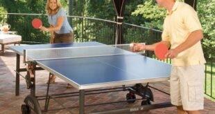 Как выбрать хороший теннисный стол