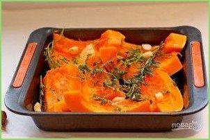 Суп-пюре из тыквы с фрикадельками - фото шаг 2