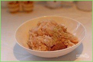 Суп-пюре из тыквы с фрикадельками - фото шаг 6
