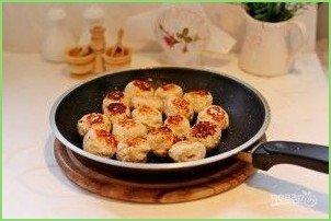 Суп-пюре из тыквы с фрикадельками - фото шаг 8