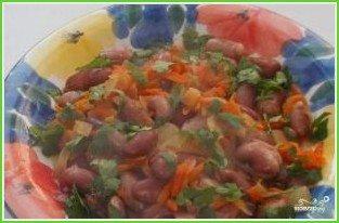 Красная фасоль в томатном соусе - фото шаг 6