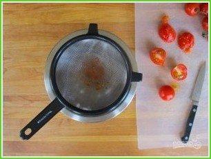 Скрэмбл с помидорами - фото шаг 1