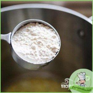 Суп из шпината с сыром - фото шаг 10