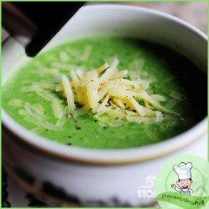 Суп из шпината с сыром - фото шаг 20