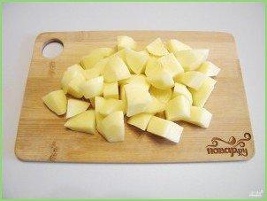 Грибная солянка с картошкой - фото шаг 3