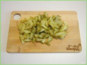 Грибная солянка с картошкой - фото шаг 8