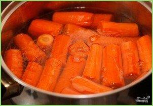 Крем-суп из моркови - фото шаг 2