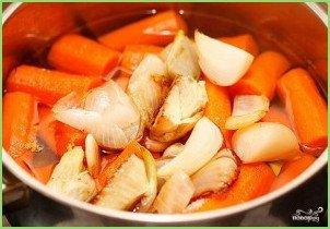 Крем-суп из моркови - фото шаг 4