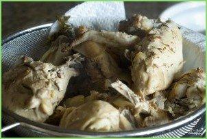 Куриный бульон по-французски - фото шаг 10