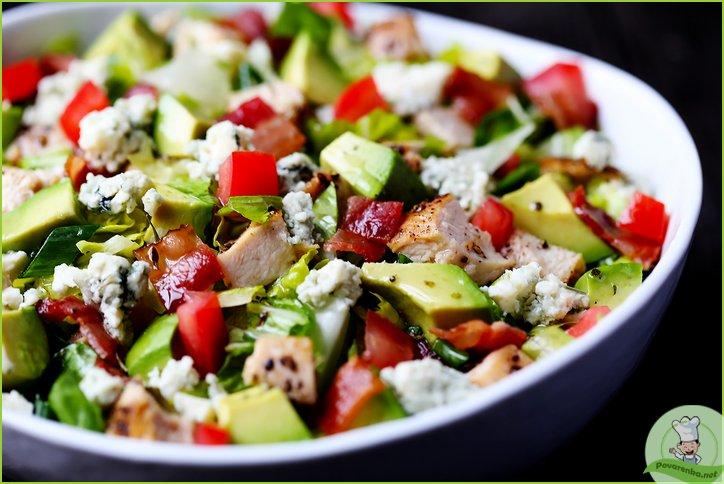 Куриный салат с кукурузой - фото шаг 1
