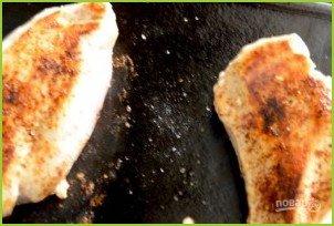 Куриный салат с кукурузой - фото шаг 2