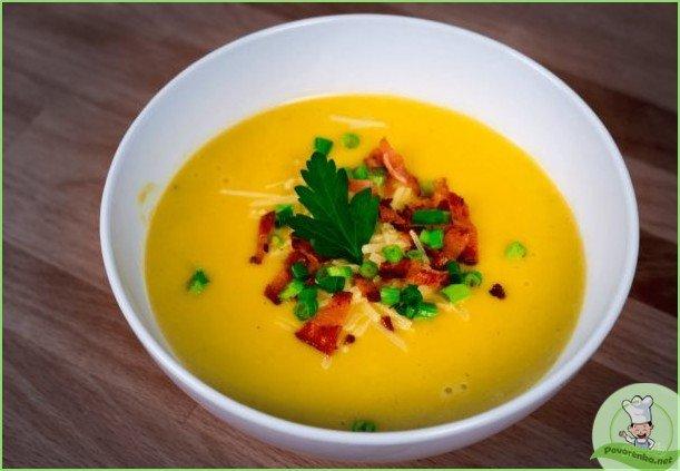 Пряный суп-пюре из тыквы - фото шаг 1