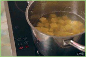 Пряный суп-пюре из тыквы - фото шаг 3