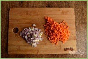 Пшенный суп с грибами - фото шаг 4