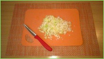 Тыквенный суп-пюре со сливками - фото шаг 4
