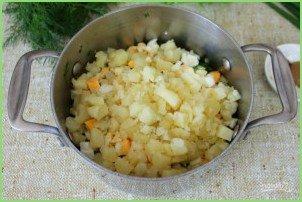 Грибной холодный суп - фото шаг 6
