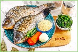 Рыбный суп с сельдереем - фото шаг 2