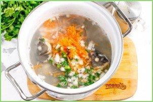 Рыбный суп с сельдереем - фото шаг 6