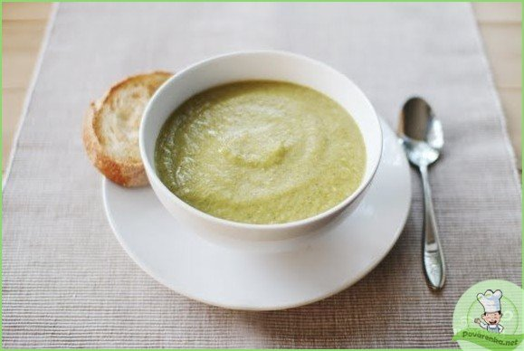 Детский суп из брокколи - фото шаг 1