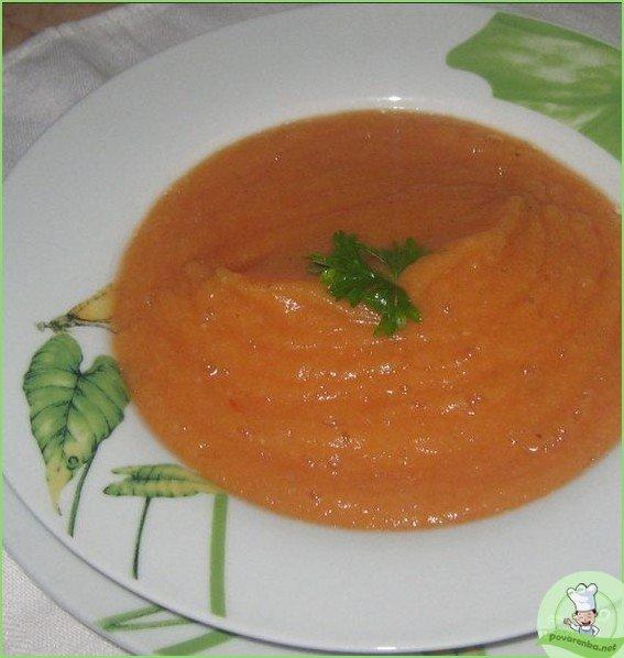 Диетический суп из цветной капусты - фото шаг 1
