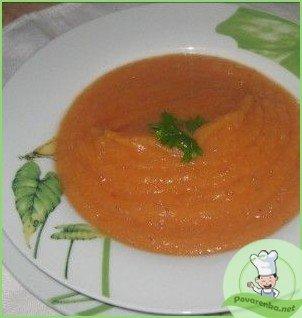 Диетический суп из цветной капусты - фото шаг 3