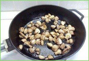 Грибная солянка без капусты - фото шаг 3