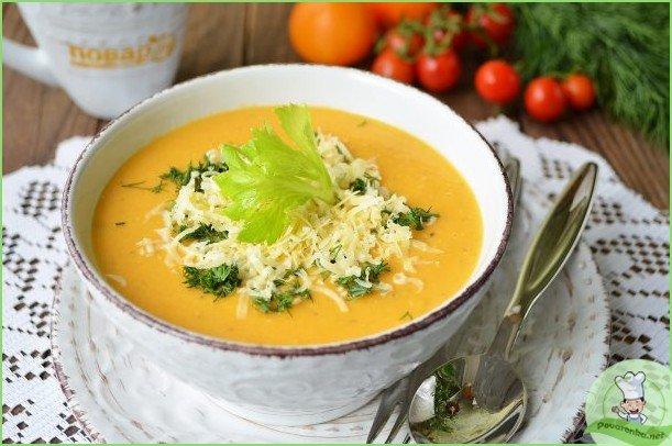 Итальянский чечевичный суп - фото шаг 1