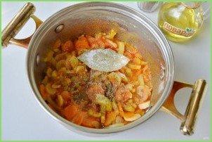 Итальянский чечевичный суп - фото шаг 5