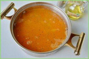 Итальянский чечевичный суп - фото шаг 7