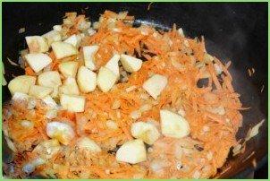 Крем-суп из топинамбура - фото шаг 3