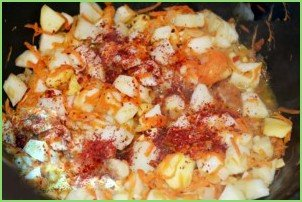 Крем-суп из топинамбура - фото шаг 4