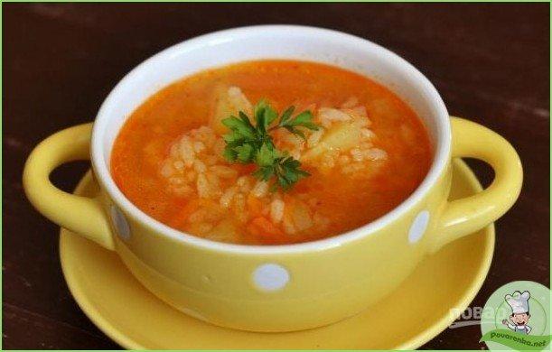 Простой рецепт супа