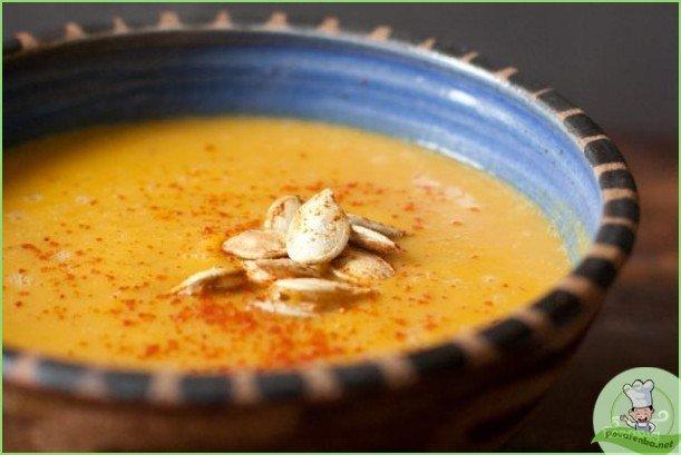 Диетический суп из тыквы - фото шаг 1