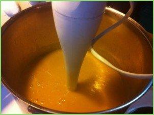 Диетический суп из тыквы - фото шаг 5
