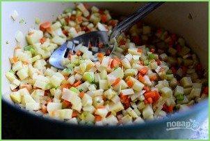 Картофельный крем-суп с зеленью - фото шаг 4