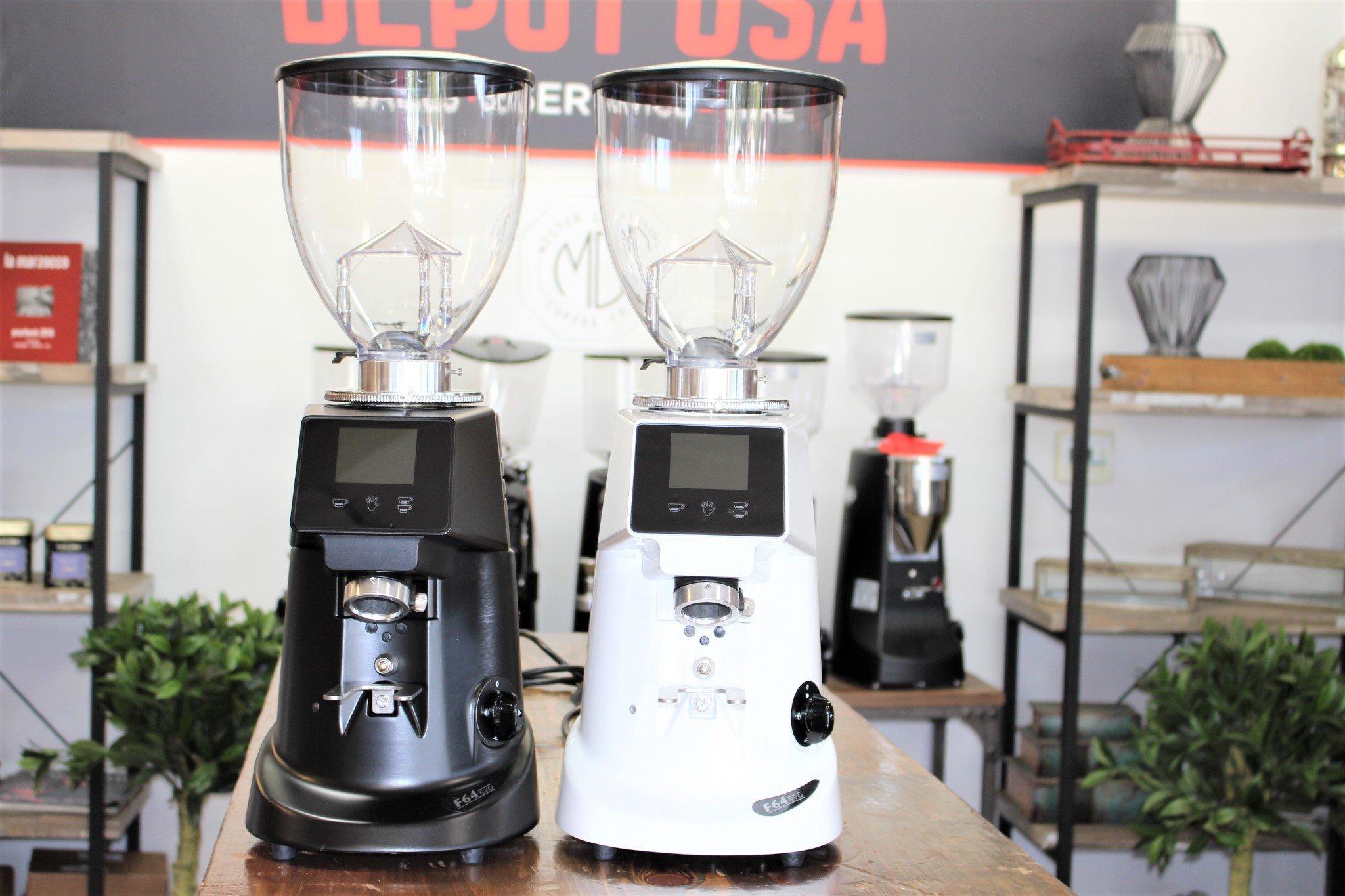 Кофемолки Fiorenzato