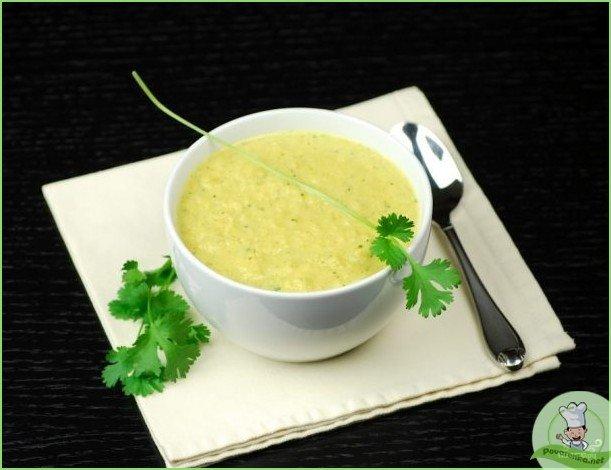 Простой суп-пюре из цветной капусты - фото шаг 1
