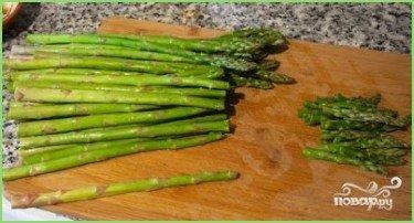 Суп из зеленой спаржи - фото шаг 4