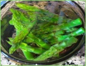 Суп из зеленой спаржи - фото шаг 8