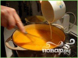 Тыквенный суп-пюре - фото шаг 4