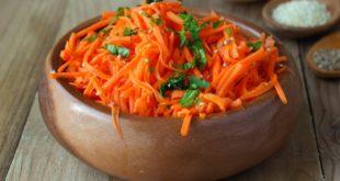 Оптовая закупка корейской моркови